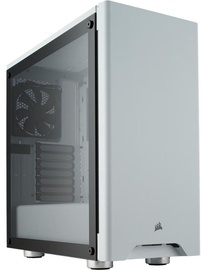 Corsair Mid-Tower Case 275R ATX Tempered Glass/White