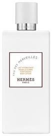 Hermes Eau Des Merveilles 200ml Body Lotion