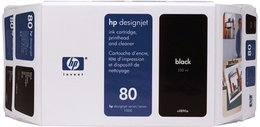 HP NO 80 Black L