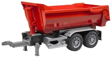 Bruder Half Pipe Trailer 03923
