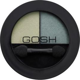 Тени для глаз GOSH Matt Duo 05, 2 г