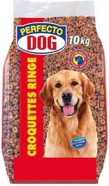 Сухой корм для собак Perfecto Dog Croquettes Rings 10kg