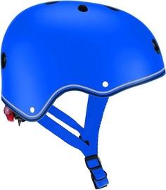 Шлем Globber Primo Lights, синий, 480 - 530 мм