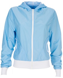 Bars Womens Jacket Light Blue/White 157 M