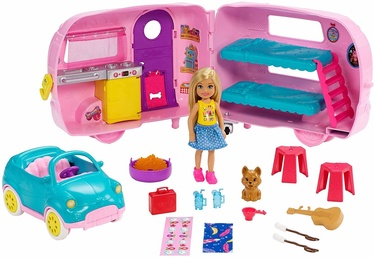 Mattel Barbie Club Chelsea Camper FXG90
