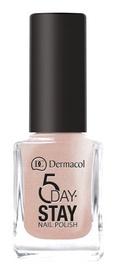 Dermacol 5 Day Stay Longlasting Nail Polish 11ml 12