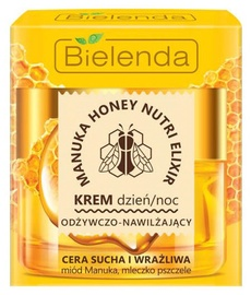 Bielenda Manuka Honey Nourishing & Moisturizing Face Cream 50ml