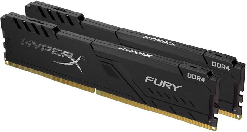 Operatīvā atmiņa (RAM) Kingston HyperX Fury Black HX432C16FB3K2/16 DDR4 16 GB CL16 3200 MHz