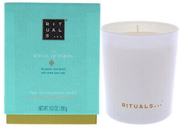 Rituals Karma Scented Candle 260g