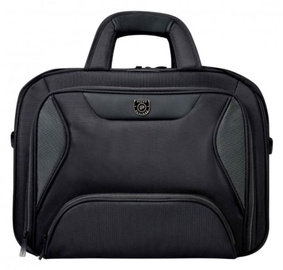 "Port Designs Notebook Bag Manhattan 14""/15.6'' Black"
