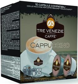 Caffè Tre Venezie Cappuccino kavos kapsulės, 16 vnt.