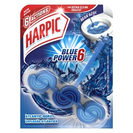 WC-SEEP HARPIC BLUE POWER 6 39G
