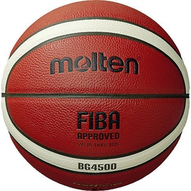 Molten fiba basketball b7g4500 orange size 7