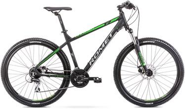 Romet Rambler R7.2 21'' 27.5'' Black/Green 20