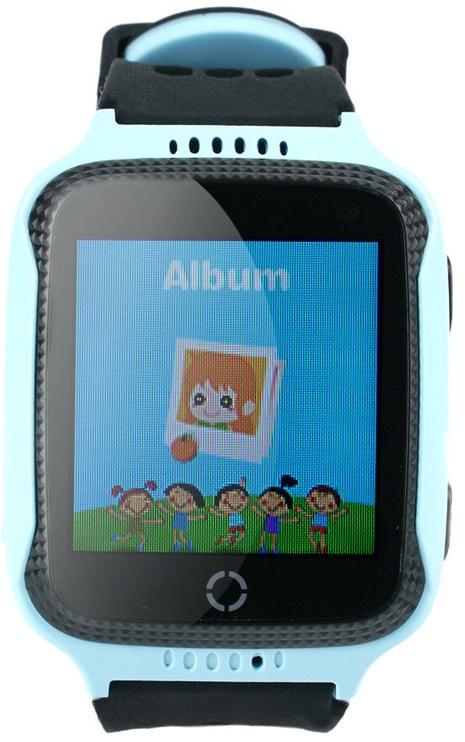 Išmanusis laikrodis xBlitz Kids Watch GPS-Watch Me Blue/Black