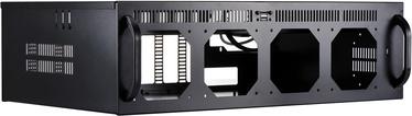Spire Mining Case Racksper 6U Black