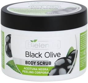 Bielenda Black Olive Body Scrub 200g