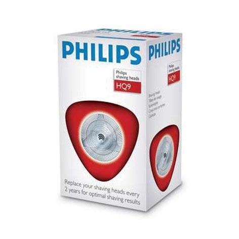 Skuvekļa galviņas Philips HQ9/40, 3 vnt.