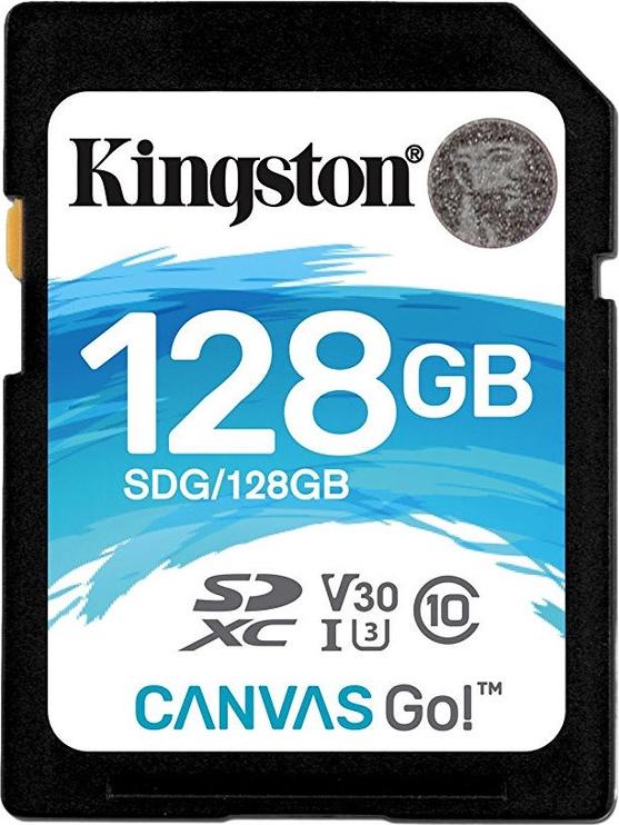Kingston Canvas Go! SD 128GB