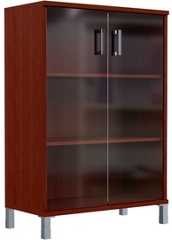 Skyland Office Shelf B 420.8 Burgundy
