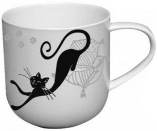 Carmani Crazy Cats Mug Cat on Pillows 500ml