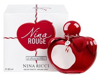 Parfüümid Nina Ricci Nina Rouge 80ml EDT