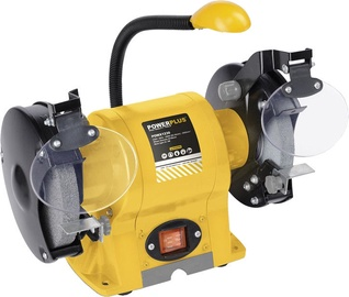 Powerplus POWX1230 Bench Grinder