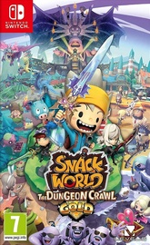 Игра Nintendo Switch Snack World: The Dungeon Crawl Gold SWITCH