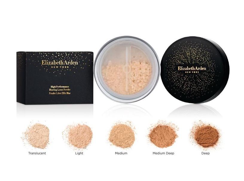 Biri pudra Elizabeth Arden High Performance Blurring 01, 17.5 g