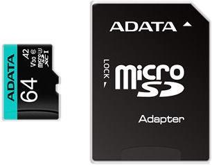 Mälukaart Adata, 64 GB
