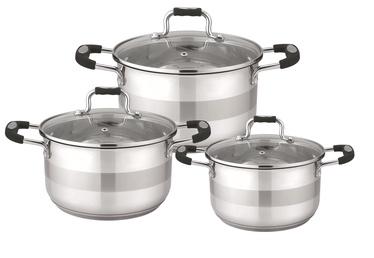Domoletti Stainless Steel Cookware Set 6pcs