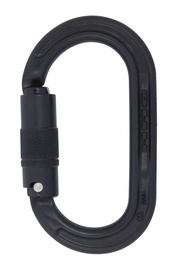 DMM Carabiner Ultra O L/S Black