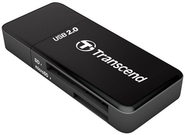 Transcend TS-RDP5K Card Reader Black