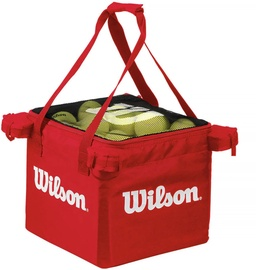 Wilson Tennis Ball Bag WRZ541300 Red