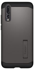Spigen Slim Armor Kickstand Case For Huawei P20 Pro Grey