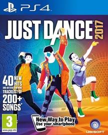 PlayStation 4 (PS4) spēle Just Dance 2017 PS4