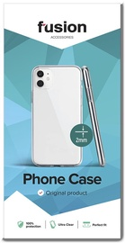 Fusion Ultra Clear Series Back Case For Samsung Galaxy Note 20 / Note 20 5G Transparent