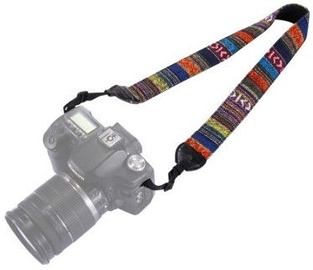 Fotocom Vintage Coloured Camera Strap SB-104