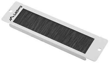 "Lanberg AK-1104 Brush Panel 10"" Grey"