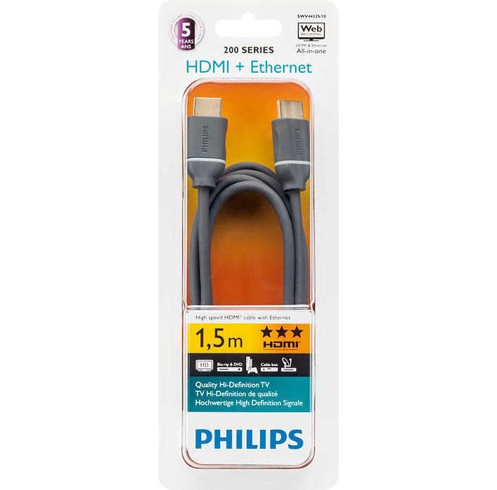Kaabel hdmi 1.5m Philips SWV4432S/10