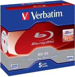 Verbatim BD-R SL 25GB 5pcs