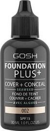 Gosh Foundation Plus+ 30ml 02