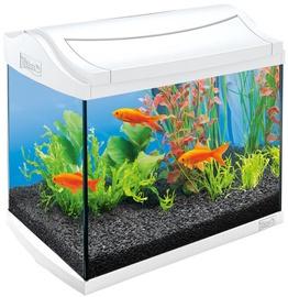 Akvariumas Tetra AquaArt, baltas, 20 l, su įranga
