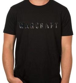 Jinx Warcraft Warcraft Logo Premium T-Shirt M