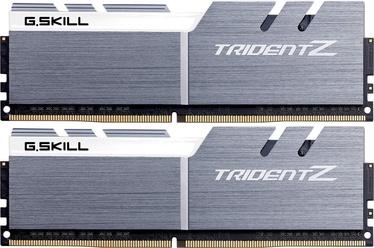 Operatīvā atmiņa (RAM) G.SKILL Trident Z Silver/White F4-3200C15D-32GTZSW DDR4 32 GB