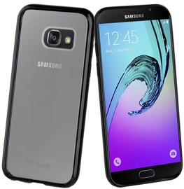 Muvit Crystal Bump Case For Samsung Galaxy A5 A520 Black