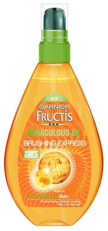 Aliejus plaukams Garnier Fructis Brushing Express Miraculous Oil, 150 ml