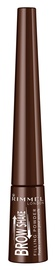 Rimmel London Brow This Way 3 In 1 Soft Filling Powder 2.5g Dark Brown