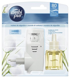 Ambi Pur Electric Air Freshener Cotton Clouds