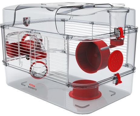Zolux Rody3 Solo Red